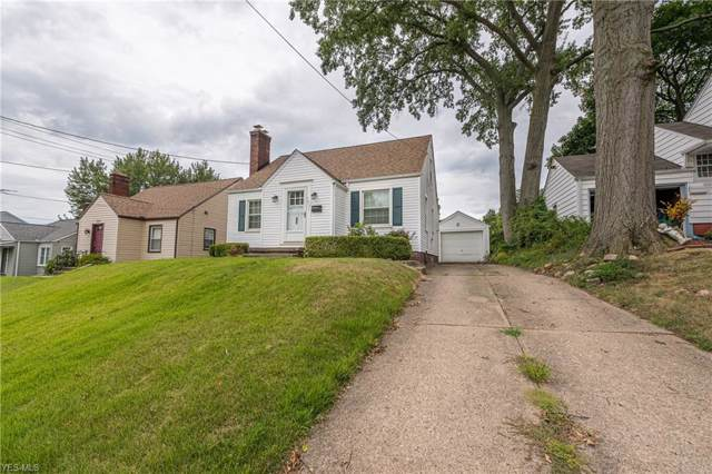 1615 23rd Street NW, Canton, OH 44709 (MLS #4125113) :: RE/MAX Valley Real Estate