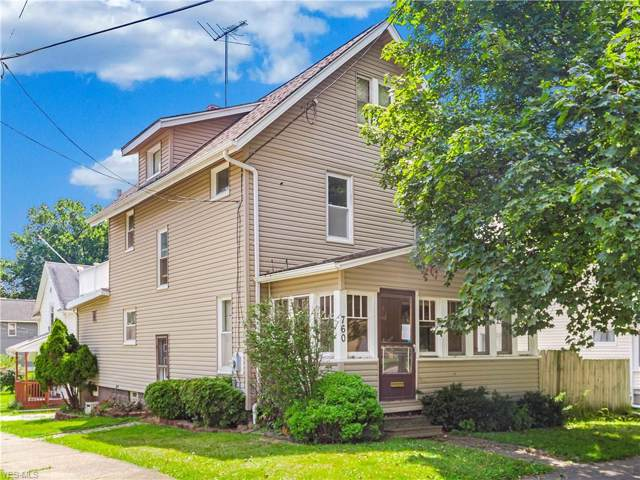 760 Florida Avenue, Akron, OH 44314 (MLS #4125179) :: RE/MAX Above Expectations