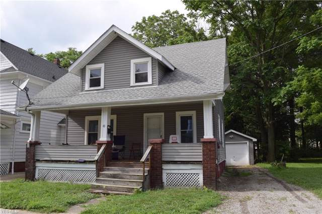 43 Alfaretta Avenue, Akron, OH 44310 (MLS #4125186) :: RE/MAX Edge Realty