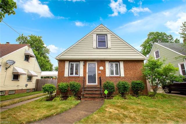 4769 W 32nd Street, Cleveland, OH 44109 (MLS #4125205) :: RE/MAX Trends Realty