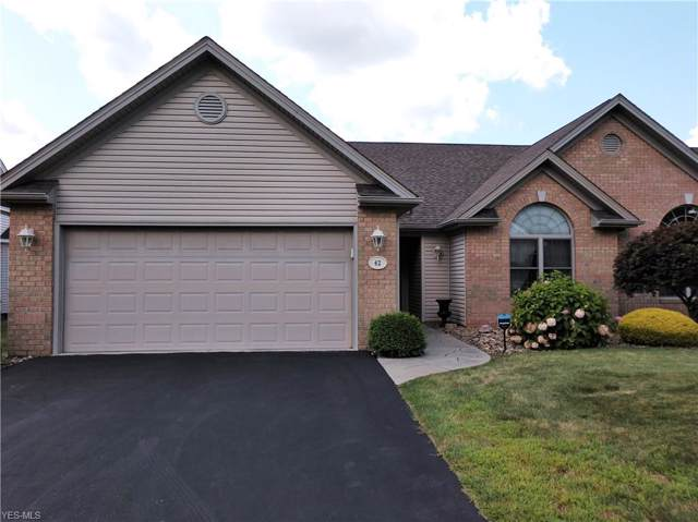 7007 Clingan Road #42, Youngstown, OH 44514 (MLS #4125272) :: The Crockett Team, Howard Hanna