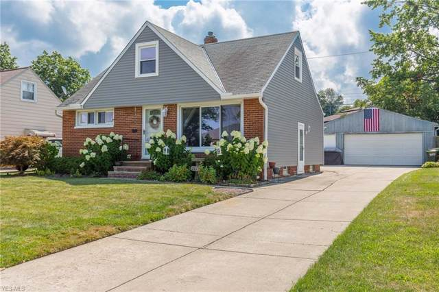 28776 Hazel Avenue, Wickliffe, OH 44092 (MLS #4125406) :: The Crockett Team, Howard Hanna