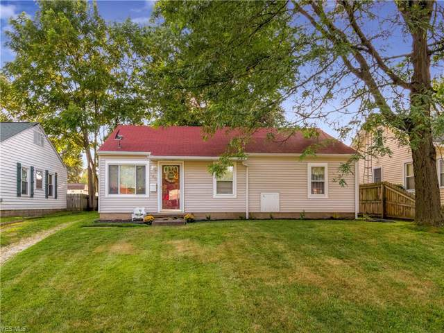 140 Akers Avenue, Akron, OH 44312 (MLS #4125415) :: RE/MAX Trends Realty