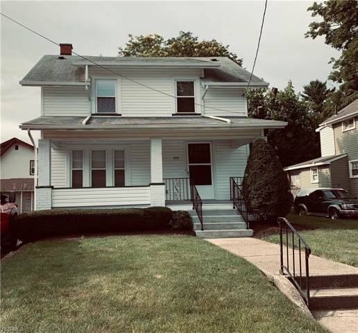 606 19th Street NW, Canton, OH 44709 (MLS #4125555) :: RE/MAX Edge Realty