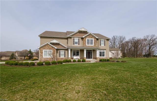9085 Emerald Isle Street NW, Canal Fulton, OH 44614 (MLS #4125580) :: RE/MAX Edge Realty