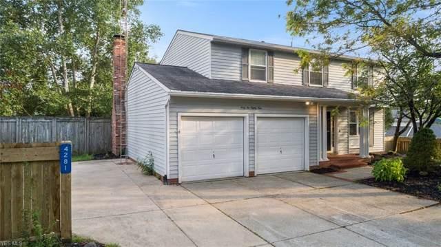 4281 Sunnyview Drive, Uniontown, OH 44685 (MLS #4125639) :: Keller Williams Chervenic Realty
