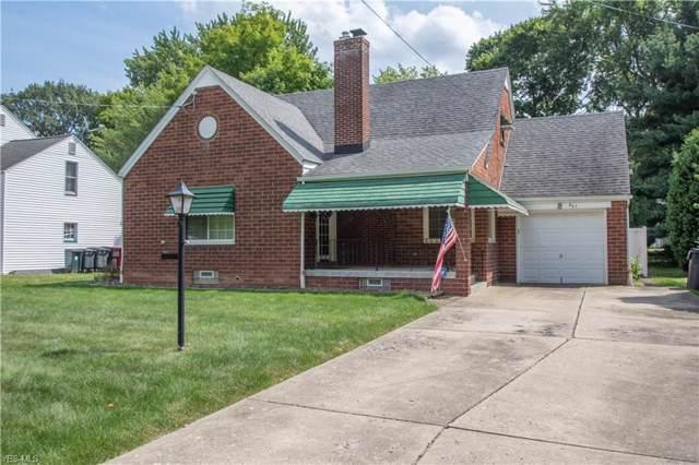 465 Orlo Lane, Boardman, OH 44512 (MLS #4125661) :: RE/MAX Valley Real Estate