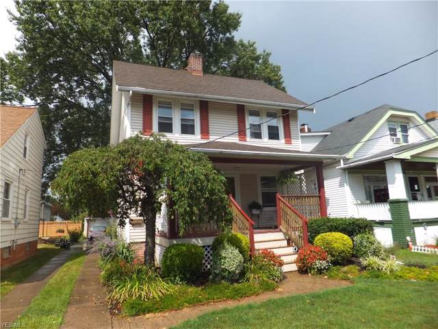 3912 Burger Avenue, Cleveland, OH 44109 (MLS #4125708) :: RE/MAX Trends Realty