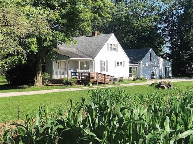 6975 Center Street NE, Hartville, OH 44632 (MLS #4125743) :: Keller Williams Chervenic Realty