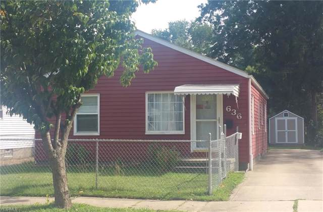 636 Evans Avenue, Akron, OH 44310 (MLS #4125764) :: RE/MAX Valley Real Estate