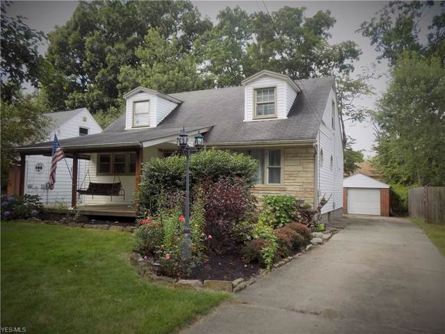 5028 Aravesta Avenue, Youngstown, OH 44512 (MLS #4125855) :: RE/MAX Valley Real Estate