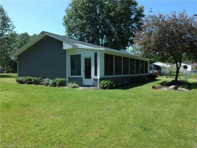 1650 Woodland Avenue, Lake Milton, OH 44429 (MLS #4125856) :: The Crockett Team, Howard Hanna
