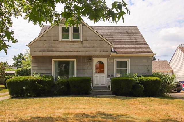 4422 W 185th Street, Cleveland, OH 44135 (MLS #4125912) :: RE/MAX Edge Realty