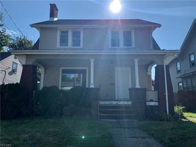 1134 Clarendon Avenue NW, Canton, OH 44708 (MLS #4125957) :: RE/MAX Trends Realty