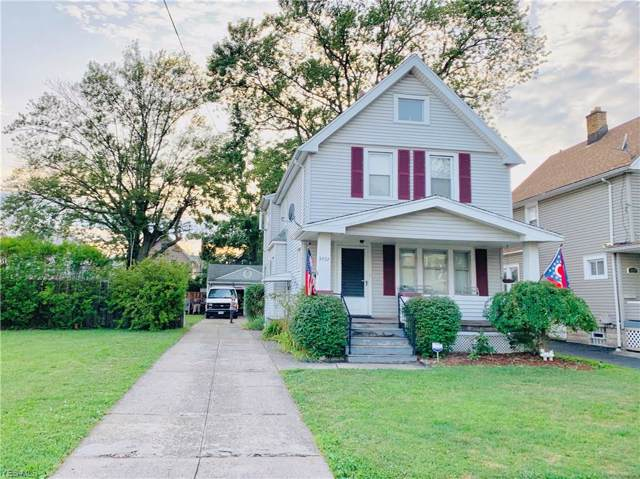 3452 W 88th Street, Cleveland, OH 44102 (MLS #4125972) :: RE/MAX Edge Realty