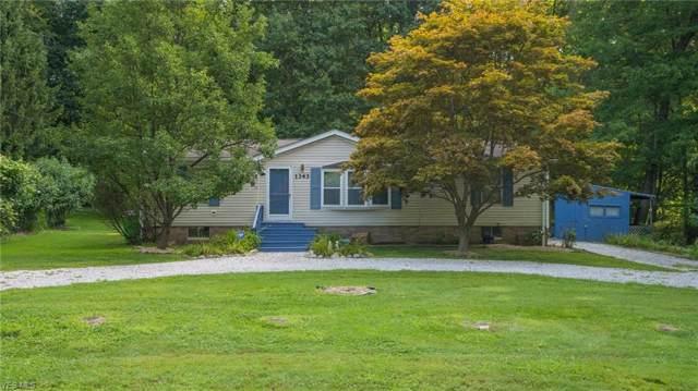 1343 Mac Drive, Stow, OH 44224 (MLS #4126012) :: Keller Williams Chervenic Realty
