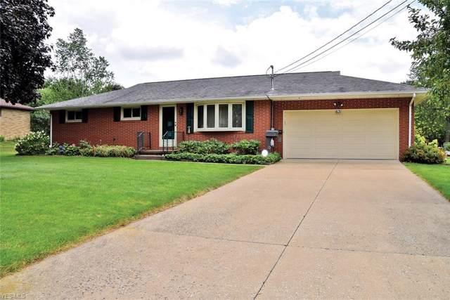 621 Terry Avenue NE, Massillon, OH 44646 (MLS #4126030) :: RE/MAX Trends Realty