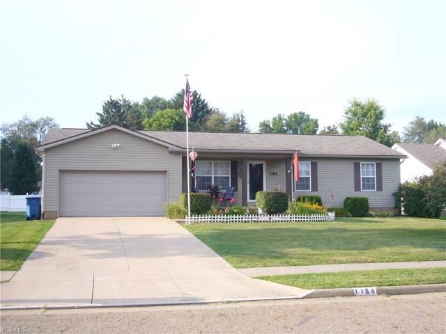1184 Filomena Circle, Louisville, OH 44641 (MLS #4126125) :: RE/MAX Edge Realty