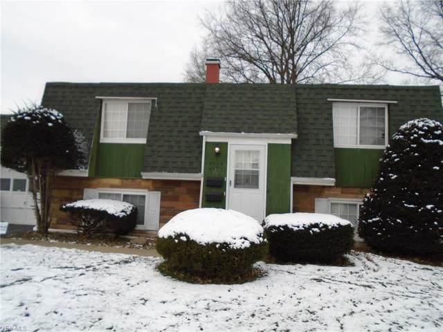 4568 Washington Square Drive #2, Austintown, OH 44515 (MLS #4126286) :: RE/MAX Valley Real Estate