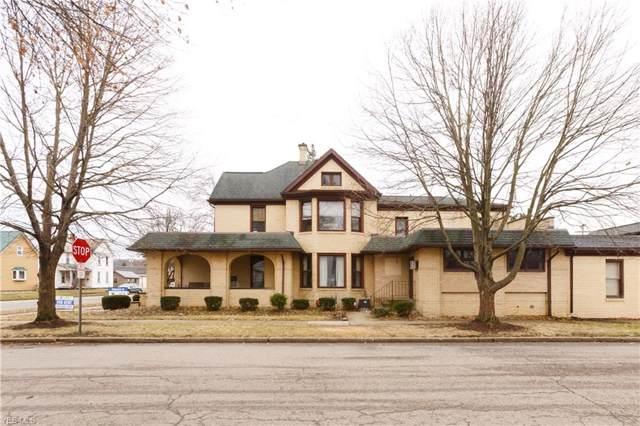 200 S Wooster Avenue, Strasburg, OH 44680 (MLS #4126408) :: The Crockett Team, Howard Hanna
