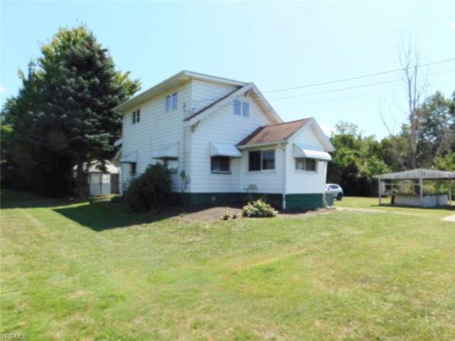 1731 S Canfield Niles Road, Austintown, OH 44515 (MLS #4126462) :: RE/MAX Valley Real Estate