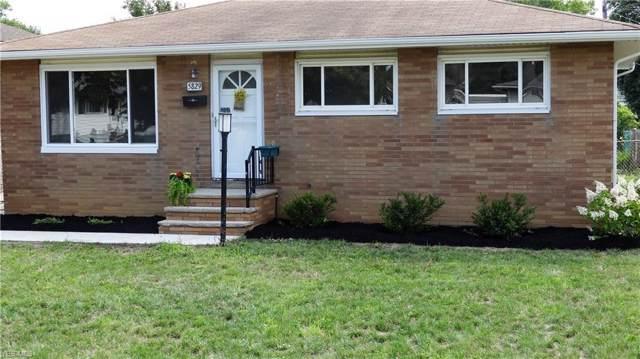 5829 Wengler Drive, Brook Park, OH 44142 (MLS #4126537) :: The Crockett Team, Howard Hanna