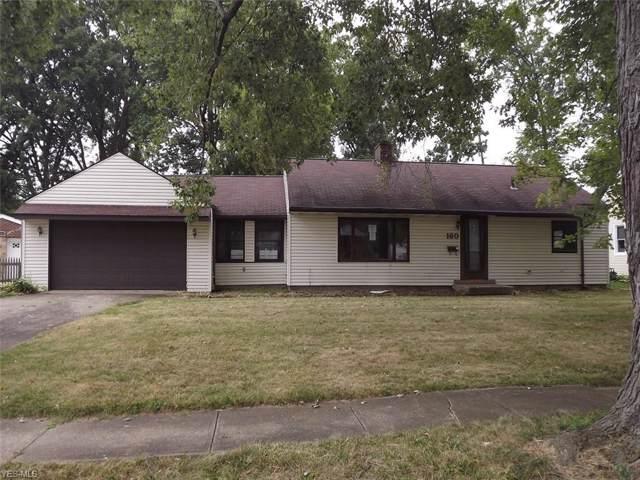 160 Dilworth Street, Elyria, OH 44035 (MLS #4126788) :: The Crockett Team, Howard Hanna