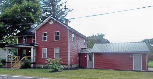3866 Edison Street NW, Uniontown, OH 44685 (MLS #4126822) :: Keller Williams Chervenic Realty