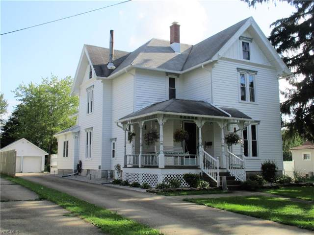132 W Jefferson Street, Jefferson, OH 44047 (MLS #4126881) :: The Crockett Team, Howard Hanna