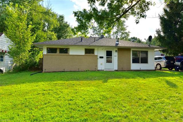 2609 Windsor Avenue, Youngstown, OH 44502 (MLS #4126939) :: RE/MAX Valley Real Estate