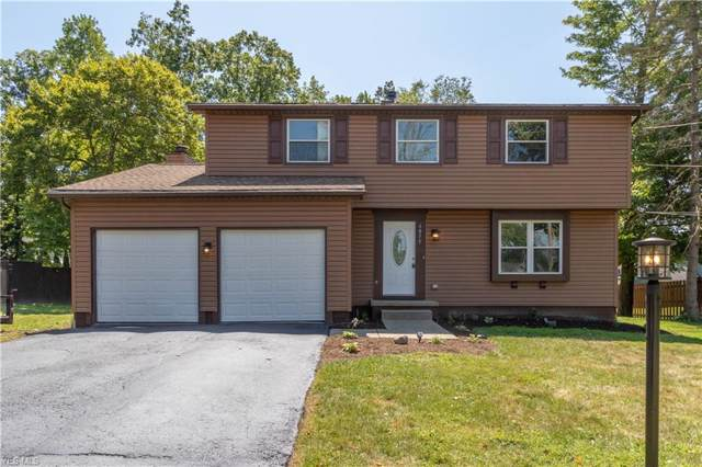 6879 Kirk Road, Canfield, OH 44406 (MLS #4127006) :: RE/MAX Valley Real Estate