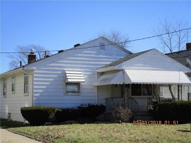 151 N Hazelwood Avenue, Youngstown, OH 44509 (MLS #4127135) :: RE/MAX Valley Real Estate