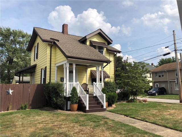 1237 Brown, Akron, OH 44301 (MLS #4127205) :: RE/MAX Edge Realty
