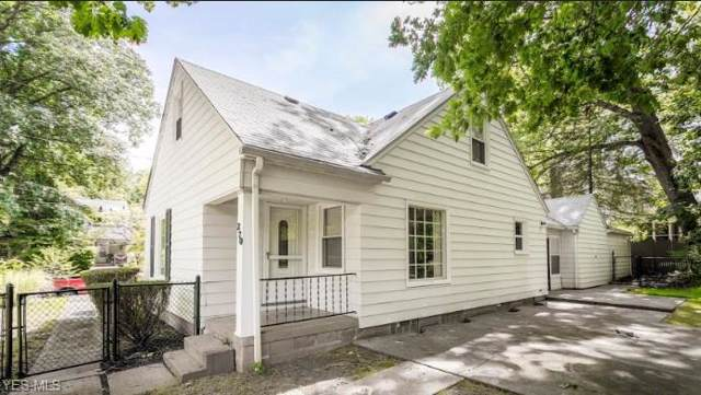 270 Aqueduct Street, Akron, OH 44303 (MLS #4127219) :: RE/MAX Edge Realty