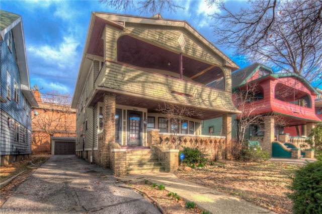 1647 Hillcrest Road, Cleveland Heights, OH 44118 (MLS #4127234) :: The Crockett Team, Howard Hanna