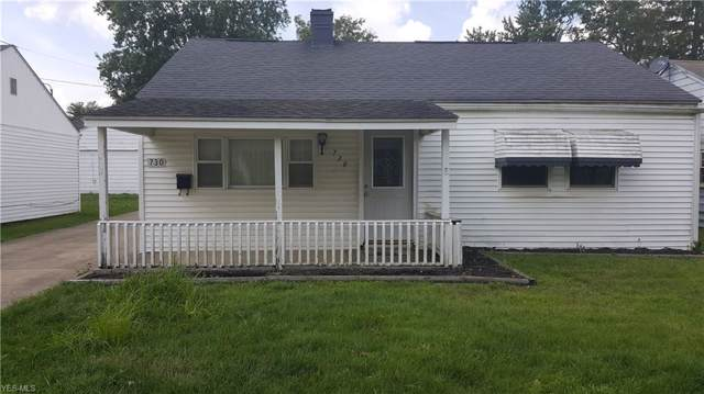 730 Ohio Avenue, McDonald, OH 44437 (MLS #4127266) :: RE/MAX Valley Real Estate
