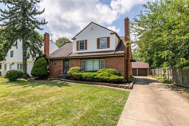 3518 Palmerston Road, Shaker Heights, OH 44122 (MLS #4127272) :: RE/MAX Edge Realty