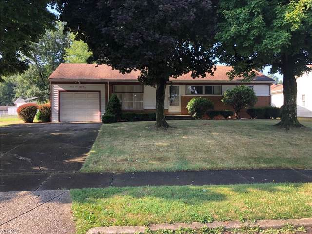 2753 Sierra Drive, Youngstown, OH 44511 (MLS #4127280) :: RE/MAX Valley Real Estate