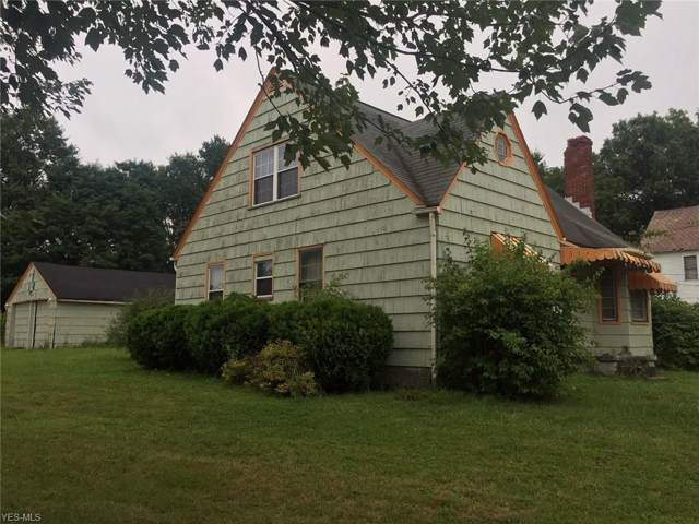 1346 Tod Avenue SW, Warren, OH 44485 (MLS #4127286) :: RE/MAX Valley Real Estate