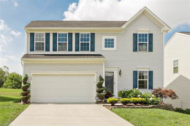 1489 Crescent Drive, Streetsboro, OH 44241 (MLS #4127716) :: RE/MAX Valley Real Estate