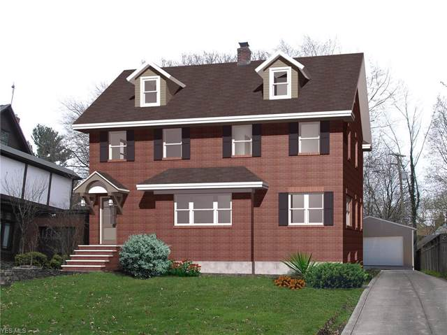 2526 Norfolk Road, Cleveland Heights, OH 44106 (MLS #4127804) :: The Crockett Team, Howard Hanna