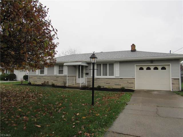 2241 Breezewood Drive, Austintown, OH 44515 (MLS #4127814) :: RE/MAX Edge Realty