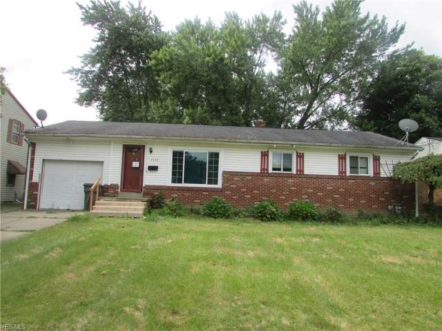 2433 Sierra Drive, Youngstown, OH 44511 (MLS #4127902) :: RE/MAX Edge Realty