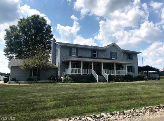 4650 Lany Lane, Zanesville, OH 43701 (MLS #4127960) :: RE/MAX Edge Realty