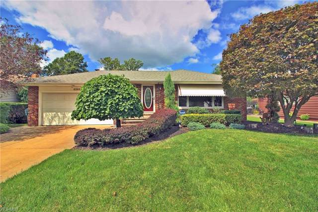 6369 Ashdale Road, Mayfield Heights, OH 44124 (MLS #4127994) :: RE/MAX Edge Realty
