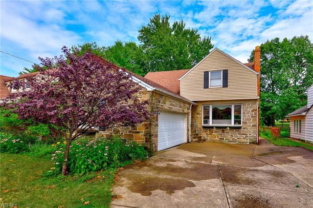 2319 S Belvoir, University Heights, OH 44118 (MLS #4128000) :: RE/MAX Edge Realty