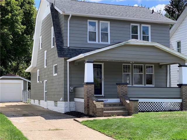 487 Oxford Avenue, Akron, OH 44310 (MLS #4128003) :: RE/MAX Edge Realty