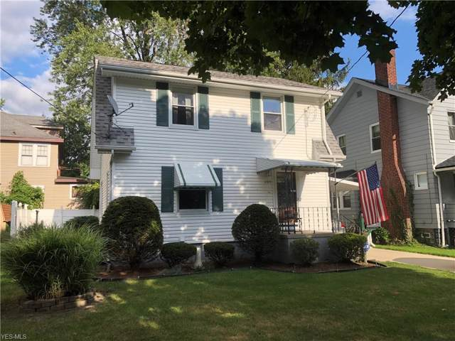 1199 Brown, Akron, OH 44301 (MLS #4128118) :: RE/MAX Edge Realty