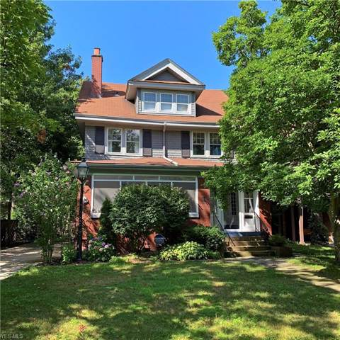 2787 Scarborough Road, Cleveland Heights, OH 44118 (MLS #4128211) :: The Crockett Team, Howard Hanna