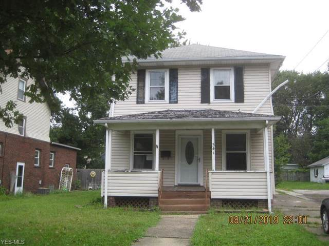 341 E Archwood Avenue, Akron, OH 44301 (MLS #4128300) :: RE/MAX Edge Realty